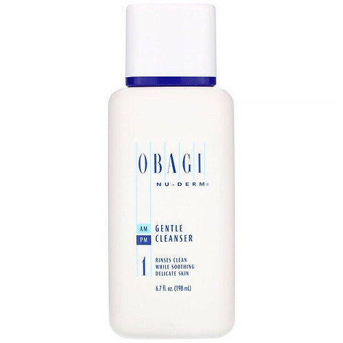 Obagi Nu-Derm Gentle Cleanser 200ml