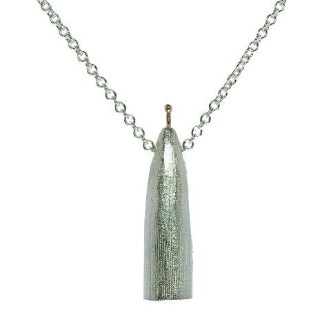 Silver Beacon Pendant