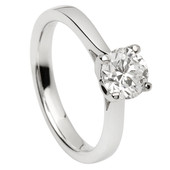 SER16 Solitaire Ring