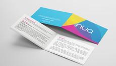Nua Mission, Vision, Values - B.card [mo
