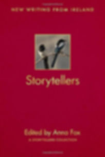 Storytellers Anthology edited by Anna Fox