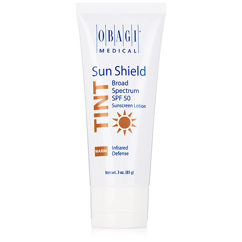 Obagi Sun Shield TINT Broad Spectrum SPF 50 Warm 85g