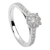 SER21 Solitaire Ring