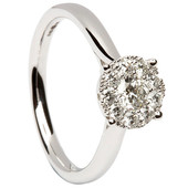 SER11 Solitaire Ring