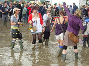 Are Irish festival-goers more uncivilized than our English counterparts?