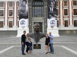 Nelson Mandela Parliament Cape Town