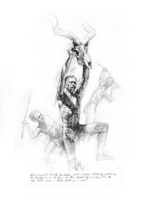 Hunting Dancers