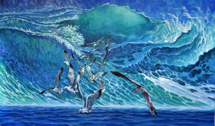Seagulls and Sardines