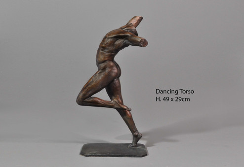 Dancing Torso. Height 49cm