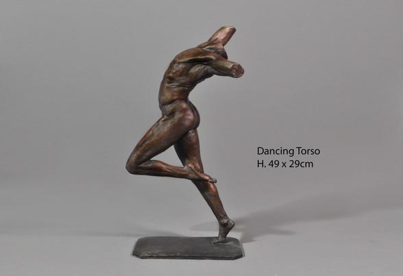 Dancing Torso. Height 49cm