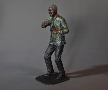 Madiba Shuffle. Height 45cm