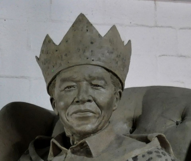 Nelson Mandela . A work in progress