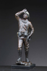 Coal Miner. Height 53cm