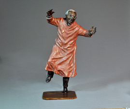 Archbishop Desmond Tutu. Height 45cm