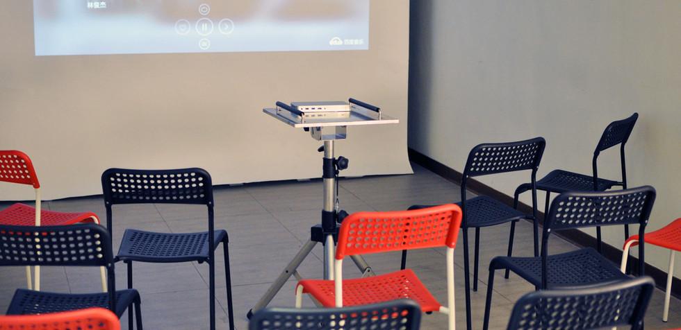 會議室B:展演空間