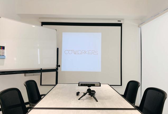 大型會議室配備