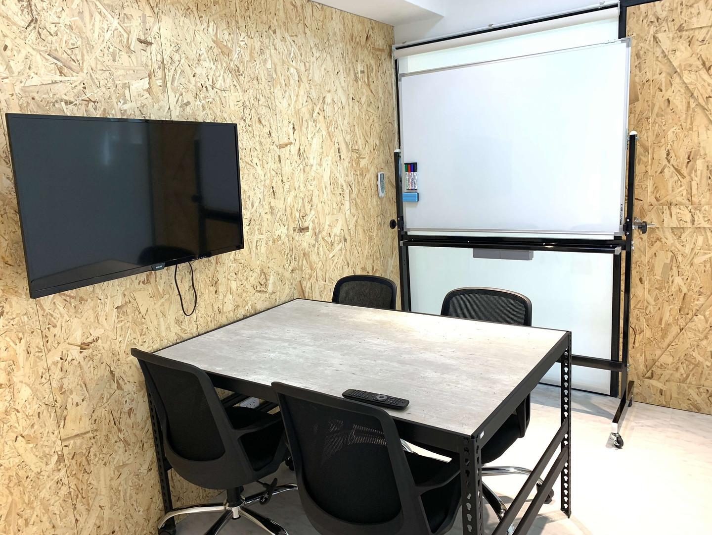 小會議室配備