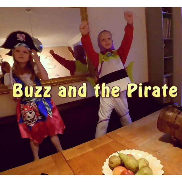 Buzz and the Pirate