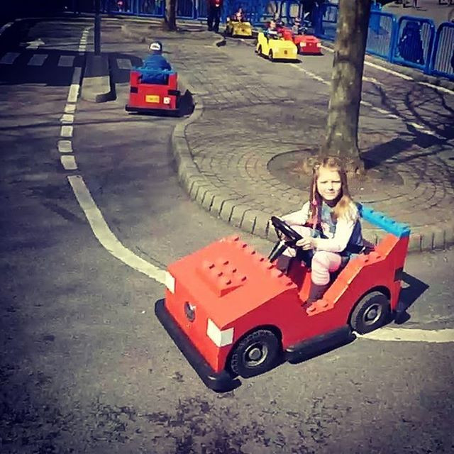 Legoland (part 2) - Driving Miss Dorothy