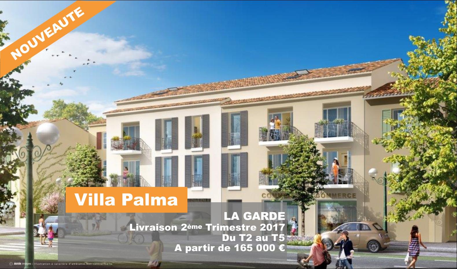 slide villa palma