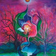 Le lotus cosmique