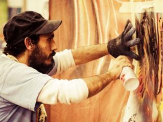 DAN GROOVER Profession : street artiste