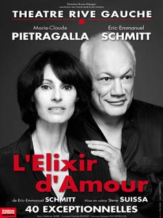 L-ELIXIR D-AMOUR (Theatre Rive Gauche-Pa