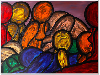 «L'Art au service de l'espoir» Francesco Ruspoli