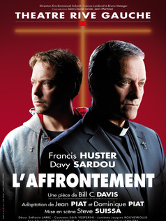 Affiche L-AFFRONTEMENT - Affiche definit