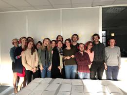 """Verdict sur le projet de """"Journal Interne MBS"""" : et les heureux gagnant sont ..."""