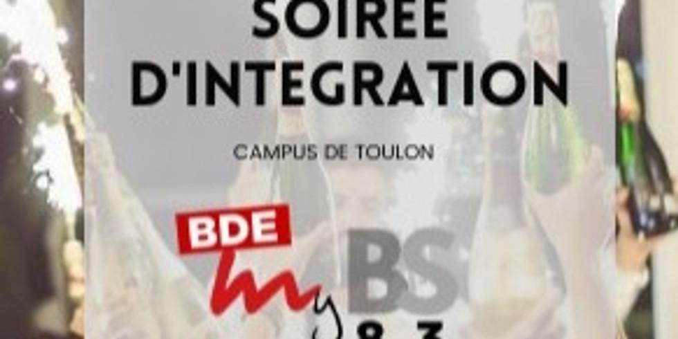 Soirée d'Intégration: Campus de Marseille
