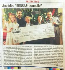 """Une idée """"SENSAS-ionnelle"""""""