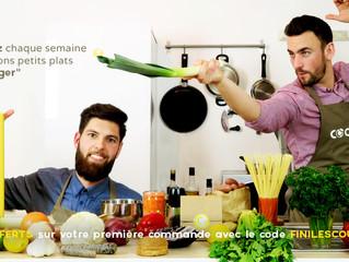 Cookrs, les meilleurs produits Français à cuisiner à la maison...