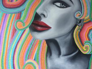 Jessica Weymann, une artiste hors norme