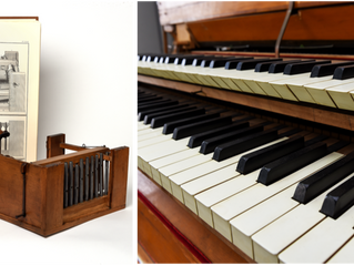 FACTURE D'HARMONIUMS La passion des instruments d'antan à son comble !