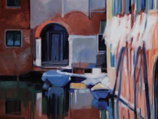 NICOLE ELKON,Une artiste peintre qui met les couleurs et les formes au service de l'émotion