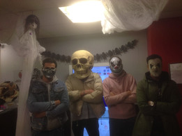 Halloween 2018 chez MyBS