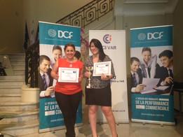 Magnifiques performances au Concours National de la Commercialisation 2015 du Var (Concours DCF Var)