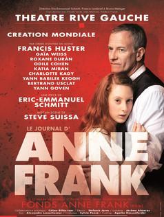 Affiche ANNE FRANK - VISUEL DEFINITIF -