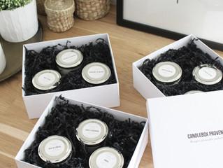 CandleBox : la mode est aux bougies