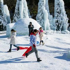 مهرجان الثلج - الشتاء