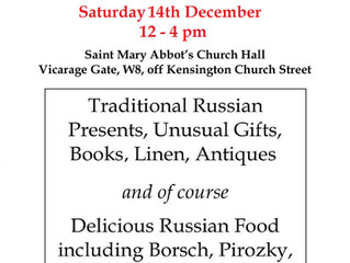 Visit our Christmas Bazaar on Saturday 14th of December!