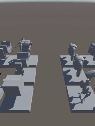 Developing Collision