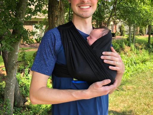 Dr. Alex is a Dad