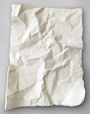 blank porcelain page by joy nagy