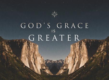 June 2020: This world needs Grace