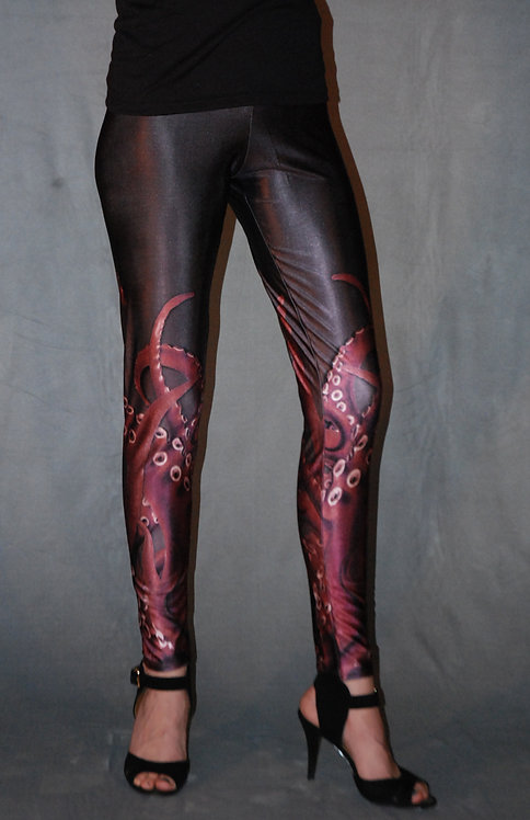 Tentacle Leggings
