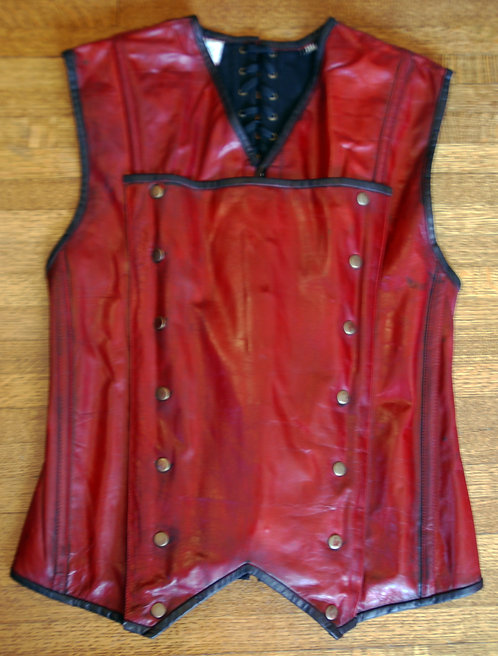 One of a Kind Edge Men's Corset in 2XL