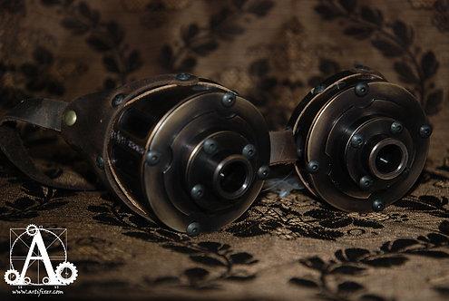 Machined Scope-Style Goggle