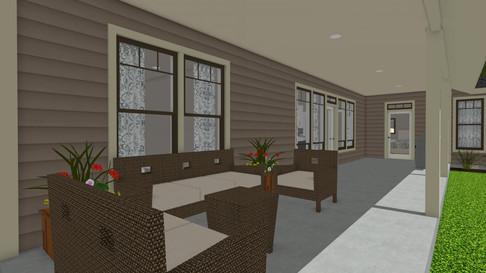 Exterior Back 2